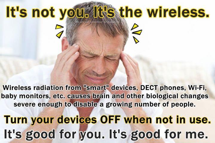 wifi off please